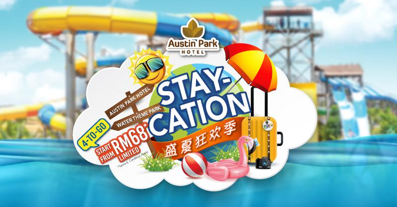 Staycation 4-To-Go | RM 68!!!